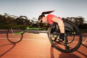 Angie Ballard, Australian Paralympic athlete